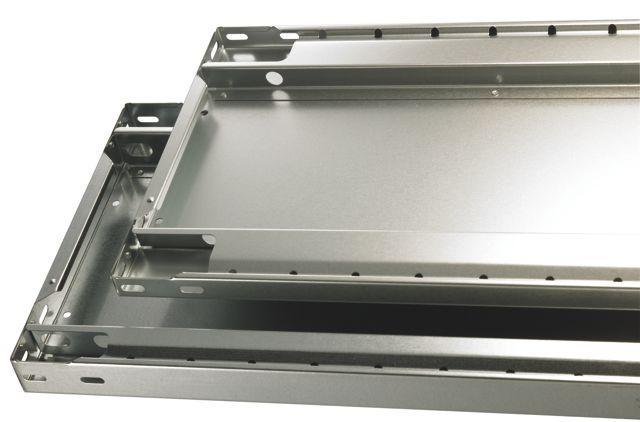 Zusatzboden 1.000 mm: Werkstattregal / Fachbodenregal / Lagerregal