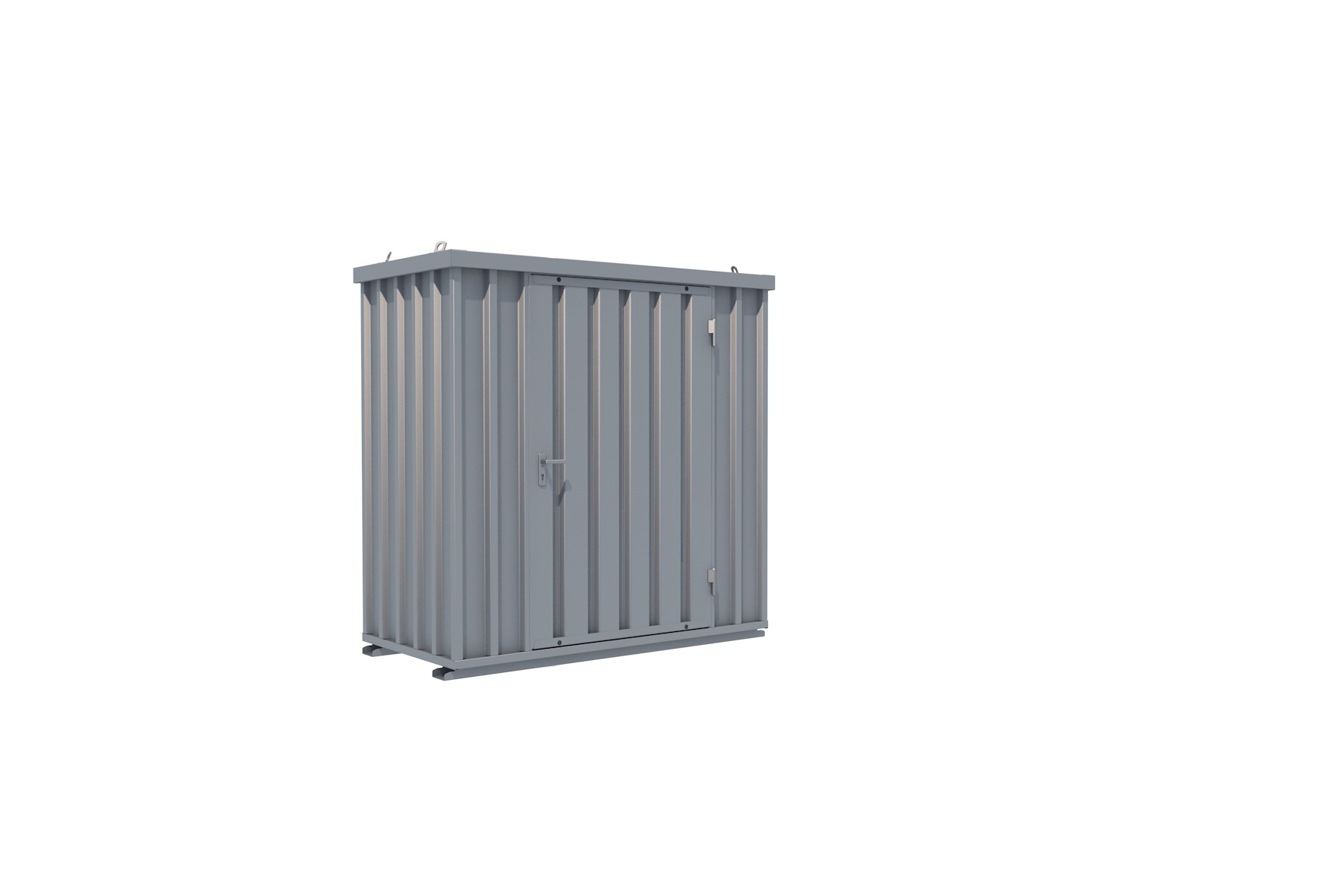 Materialcontainer / Schnellbaucontainer