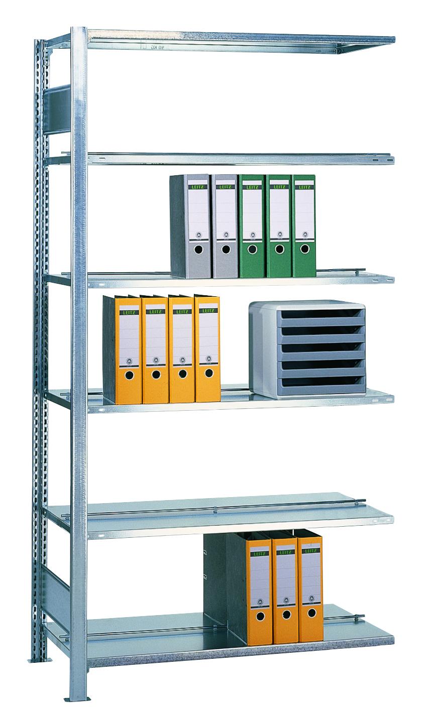 Büroregale / Archivregale - Anbaufeld