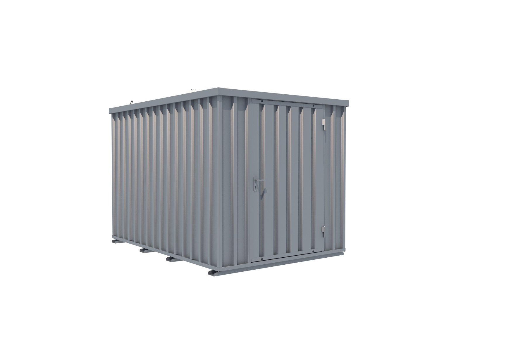 Lagercontainer / Schnellbaucontainer hohe Ausführung