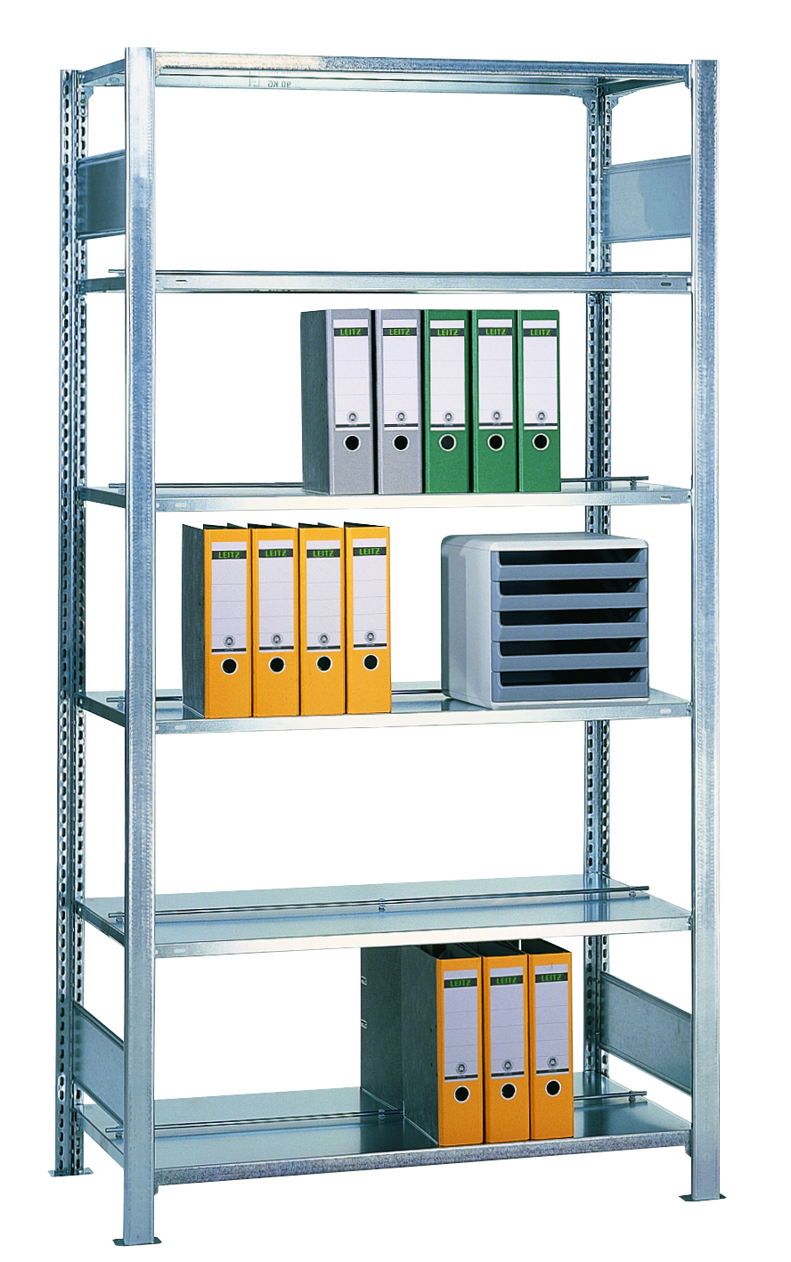 Büroregale / Archivregale - Grundfeld