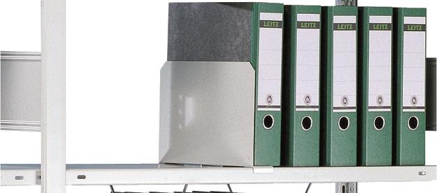 Fachteiler für Büroregale / Archivregale