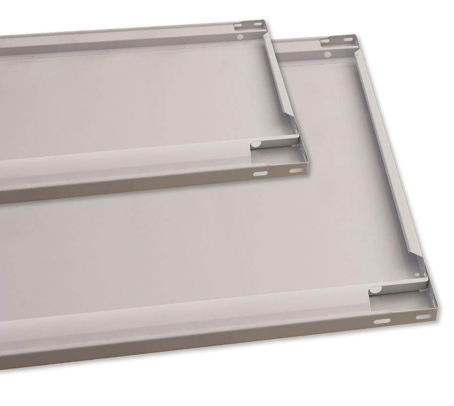 Zusatzboden 750 mm: Büroregale / Archivregale