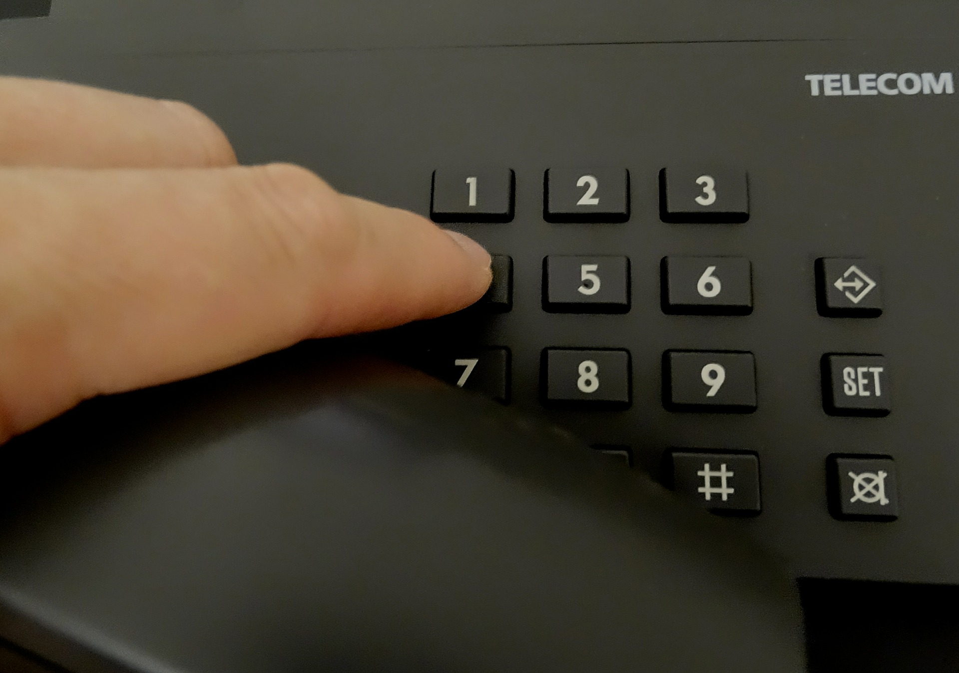 Telefonische Avis